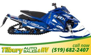 New 2019 Yamaha SIDEWINDER SRX LE *TWO AVAILABLE* for sale in Tilbury, ON
