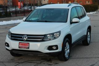 Used 2015 Volkswagen Tiguan Trendline 1-Owner | NO-Accidents | CERTIFIED for sale in Waterloo, ON