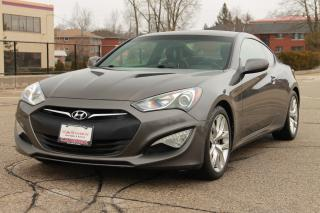 Used 2013 Hyundai Genesis Coupe 2.0T Premium Leather | NAVI | CERTIFIED for sale in Waterloo, ON