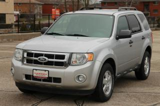 Used 2011 Ford Escape XLT Automatic ONLY 72K | V6 - CERTIFIED for sale in Waterloo, ON