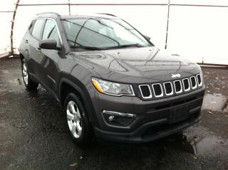 Used 2018 Jeep Compass North 5.0 TOUCH SCREEN, BLUETOOTH STREAMING, SIRIUS RADIO for sale in Ottawa, ON