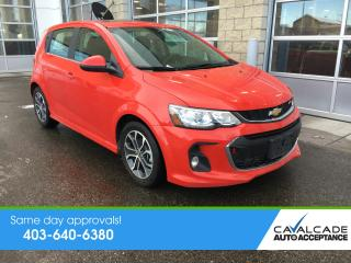 Used 2017 Chevrolet Sonic LT Auto for sale in Calgary, AB