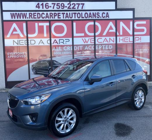 2014 Mazda CX-5 GT-ALL CREDIT ACCEPTED