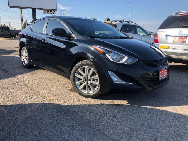 2015 Hyundai Elantra SE, 2 Tire Sets, Accident Free,Certified,Warranty