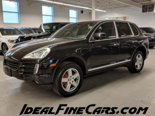 Used 2008 Porsche Cayenne HEATED SEATS/HEATED STEERING/LOADED! for sale in Toronto, ON