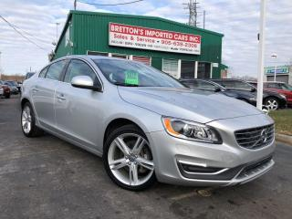 Used 2016 Volvo S60 T5 Special Edition Premie AWDr for sale in Burlington, ON
