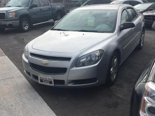 Used 2012 Chevrolet Malibu 4dr Sdn LS for sale in Scarborough, ON