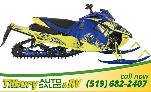 2019 Yamaha SIDEWINDER L-TX LE
