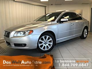Used 2011 Volvo S80 3.2, Cuir, Toit for sale in Sherbrooke, QC