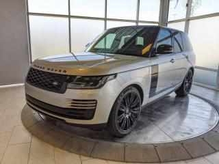 Used 2019 Land Rover Range Rover for sale in Edmonton, AB