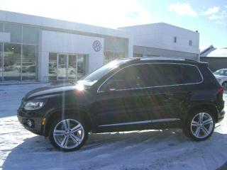 Used 2015 Volkswagen Tiguan Highline 4dr AWD 4MOTION for sale in Cornwall, ON