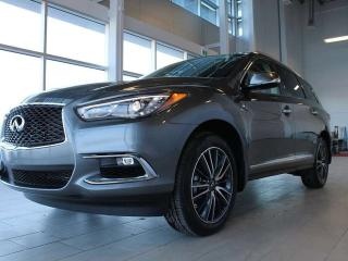 New 2019 Infiniti QX60 SENSORY for sale in Edmonton, AB