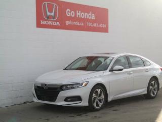 New 2019 Honda Accord SEDAN EXL for sale in Edmonton, AB