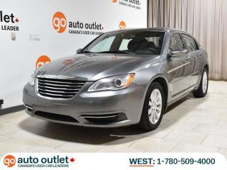 Used 2013 Chrysler 200 LX; Auto, Alloy wheels for sale in Edmonton, AB