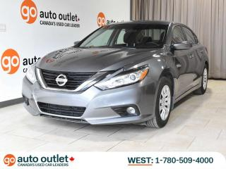 Used 2017 Nissan Altima 2.5 Push Start for sale in Edmonton, AB