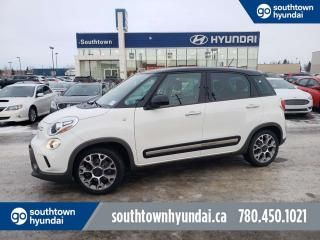 Used 2014 Fiat 500 L TREKKING/NAV/PANO ROOF/HEATED SEATS/BLUETOOTH for sale in Edmonton, AB