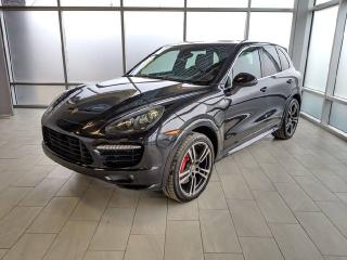 Used 2014 Porsche Cayenne TURBO | Ext. Warranty | Burmester | Premium PLUS for sale in Edmonton, AB