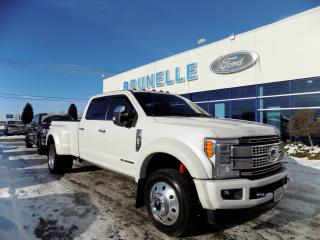 Used 2017 Ford F-350 *F-450* Platinum 6,7L Toit panoramique for sale in St-Eustache, QC