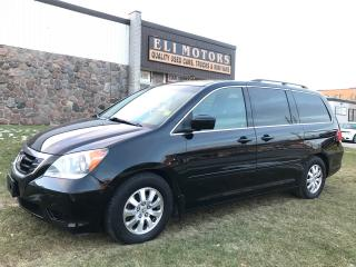 Used 2009 Honda Odyssey EX-L   8 Passenger   Leather   Sunroof   FWD   for sale in North York, ON