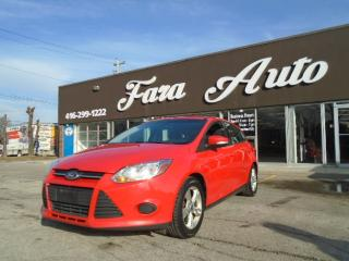 Used 2013 Ford Focus AUTO & SE for sale in Scarborough, ON