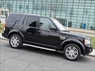 Used 2010 Land Rover LR4 HSE|NAVI|REARCAM|PANOROOF|RUNNING BOARDS|7 SEATS for sale in Toronto, ON