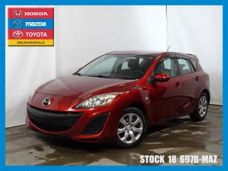 Used 2010 Mazda MAZDA3 Sport for sale in Drummondville, QC