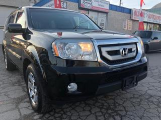Used 2011 Honda Pilot Touring W/Navi_Backup Camera_Bluetooth_Sunroof for sale in Oakville, ON