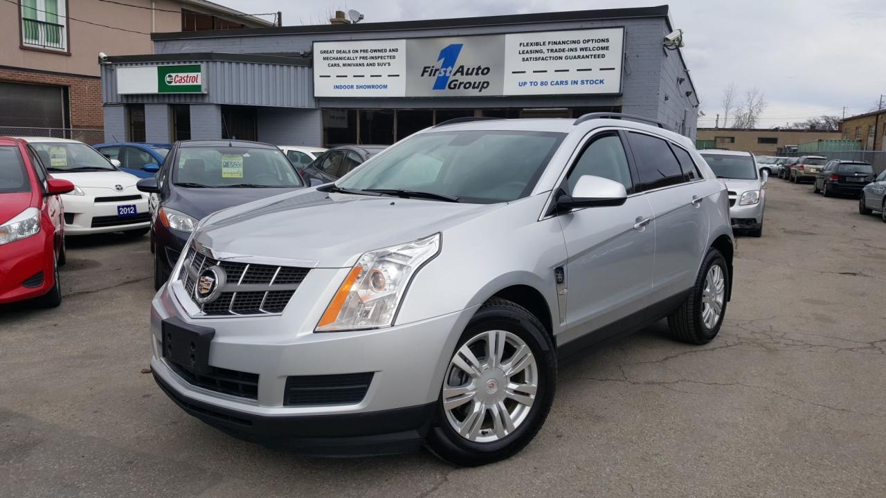 2010 Cadillac SRX 3.0 AWD