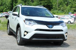 Used 2016 Toyota RAV4 Hybride for sale in Shawinigan, QC