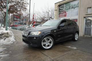 Used 2011 BMW X3 35i 4 portes à traction intégrale for sale in Laval, QC