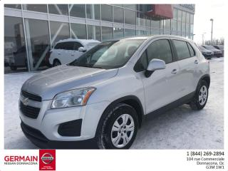 Used 2015 Chevrolet Trax Cruise - Bluetooth for sale in Donnacona, QC