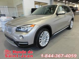 Used 2013 BMW X1 AWD 4dr 28i Toit Pano Cuir Mags for sale in St-Jean-Sur-Richelieu, QC