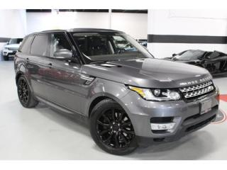 Used 2016 Land Rover Range Rover Sport V6   1-OWNER   WARRANTY for sale in Vaughan, ON