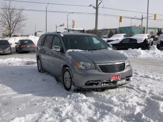 Used 2014 Chrysler Town & Country Limited for sale in Mississauga, ON