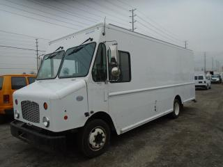 Used 2010 Freightliner MT45 18 FOOT STEPVAN for sale in Mississauga, ON