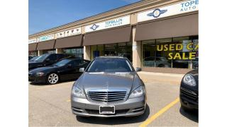 Used 2012 Mercedes-Benz S-Class S 350 S350 BlueTEC 4MATIC for sale in Vaughan, ON