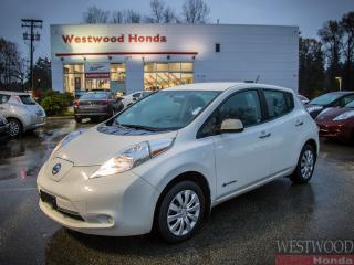 Used 2015 Nissan Leaf S , Zero Emissions for sale in Port Moody, BC