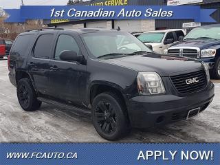 Used 2010 GMC Yukon SLE for sale in Edmonton, AB