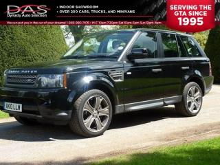Used 2009 Land Rover Range Rover Sport Supercharged Navigation/Leather/Sunroof for sale in North York, ON