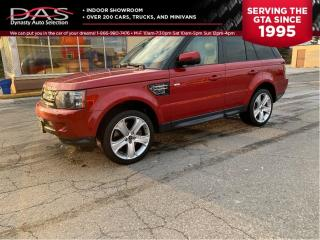 Used 2013 Land Rover Range Rover Sport HSE LUXURY NAVIGATION/REAR CAMERA for sale in North York, ON