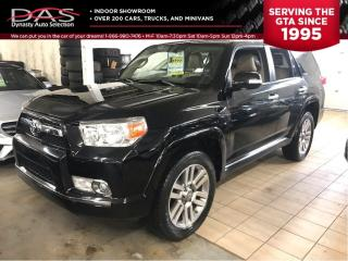 Used 2011 Toyota 4Runner SR5 LIMITED NAVIGATION/7 PASS for sale in North York, ON