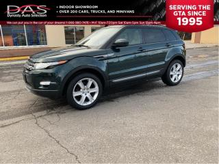 Used 2015 Land Rover Evoque Pure Plus NAVIGATION/PANORAMIC ROOF for sale in North York, ON