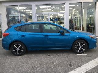 New 2019 Subaru Impreza 2.0i w/Touring Pkg for sale in Vernon, BC