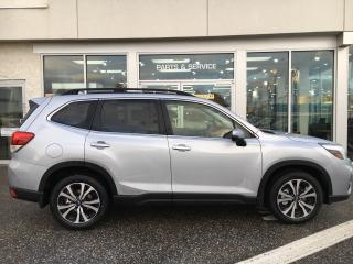 New 2019 Subaru Forester 2.5i LIMITED EYESIGHT for sale in Vernon, BC