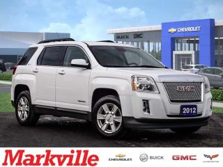 Used 2012 GMC Terrain GM CERTIFIED PRE-OWNED -DEALER MAINTAINED ONLY! for sale in Markham, ON