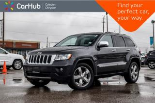 Used 2011 Jeep Grand Cherokee Limited|4x4|Navi|Sunroof|DVD|Bluetooth|Backup Cam|R-Start|Leather|20