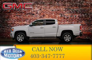 Used 2015 GMC Canyon 4x2 Crew Cab SLE BCam for sale in Red Deer, AB