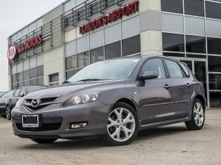 Used 2007 Mazda MAZDA3 5 DOOR for sale in London, ON