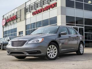 Used 2013 Chrysler 200 LX for sale in London, ON