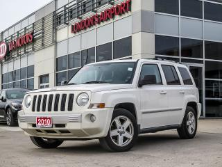 Used 2010 Jeep Patriot LIMITED for sale in London, ON